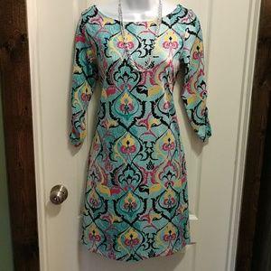 Soybu Paisley dress